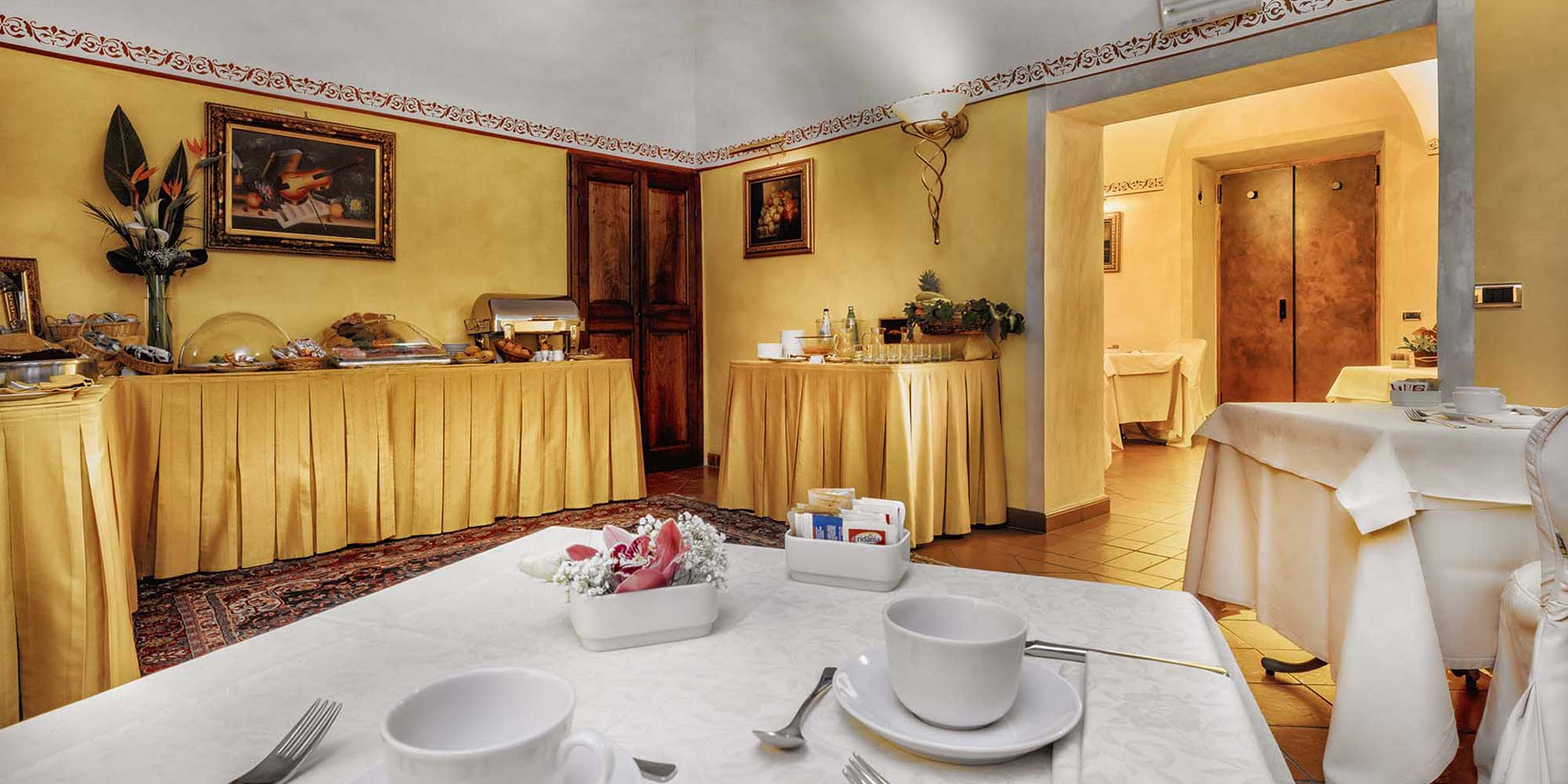Palace Hotel Relais Falisco - Rooms